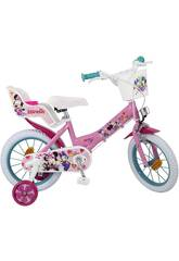 Bicicletta Minnie Club House 14 Toimsa 613