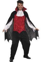 Disfraz Vampiro hombre Talla L