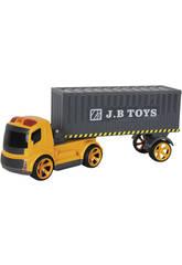 Camion conteneur Friction