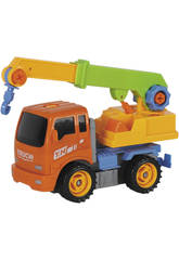 Camion construction