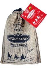 Carbón Azúcar Saco 100 gr. Miguelañez 131190