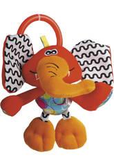 Peluche Baby Sonajero Actividades Elefante