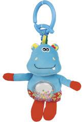Peluche Baby Espejo Hipopotamo