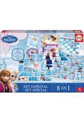 Frozen Set spécial 8 en 1