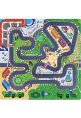 Puzzle Ève 9 pièces Circuit de Courses
