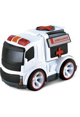 Radio Contrôle Ambulance avec Sons 17 cm.