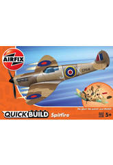Quick Build Avión Spitfire Desert