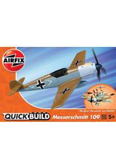 Quick Build Aereo Messerschmitt 109e disert