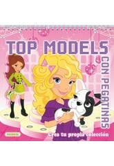 Top Models Avec Autocollants