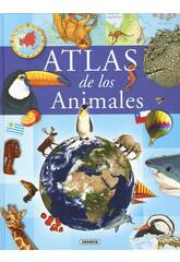 Livro Atlas de Animais Susaeta S0241