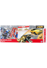 Transformers Doble Looping Dinosaurio