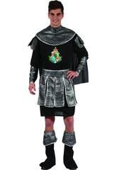 Déguisement Gladiateur Noir HommeTaille L