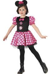 Disfraz Ratoncita Rosa Niñas Talla M