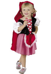 Kostüm Rotkäppchen für Babys Größe M