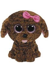Peluche Moyenne Maddie Dog 23 cm