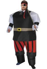 Disfraz Hinchable Pirata