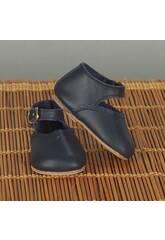 Chaussures Bleue Marine