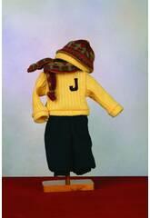 Gelbes Jersey-Set
