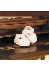 Chaussures en toile Blanche