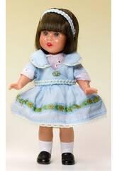 Mini Mariquita Pérez Blau. Kleid