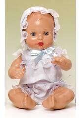 Mini Juanin Bebé Conjunto Renda Branca
