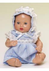 Mini Juanin Bébé Salopette Cape Bleue