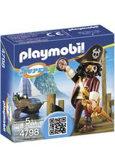 Playmobil - Super 4: Barba Squalo