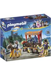 Playmobil Super 4: Tribuna Reale con Alex