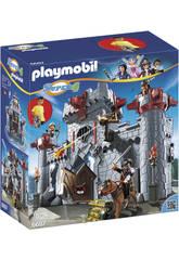 Château du Baron Noir Mallette Playmobil