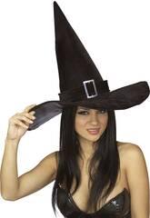 Chapeau de Sorcière avec boucle Rubies S5250