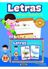 Libro Baraja Didáctica Susaeta S3061