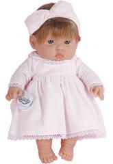 Bebe Gordito 35 cm. Baby Pink