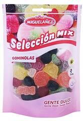 Doypack Mix Caramelle Gommose di 165 gr. Miguelañez 534000