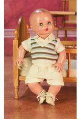 Juanin Pérez Bebè Completo Gilet Righe