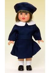 Mini Mariquita Pérez Écolière