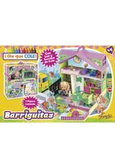 Muñecas Barriguitas Ole que Cole Famosa 700012398