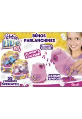 Little Live Pets Corujas Falantes