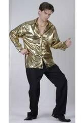 Fantasia Disco Homem Tamanho XL