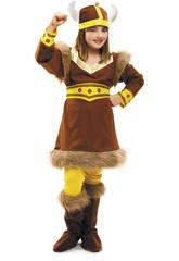Déguisement Bébé L Femme Viking