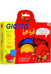 Giotto Bebé Super Peinture Doigts 100 ml