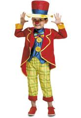 Disfraz Niño S Payasete con Sombrero