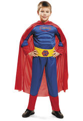 Disfraz Niño S Super Héroe