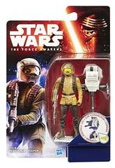 Star Wars E7 Figure Jungle Space