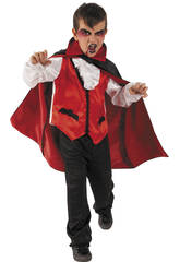 Disfraz El Conde Drácula Talla T Rubies S8309-T