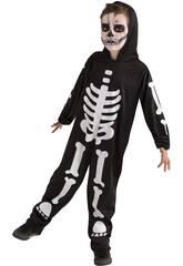 Disfraz Skeleto Glow in Dark T-M Rubies S8318-M