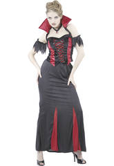 Kostüm Vampirin Geliebte Frau Größe XL