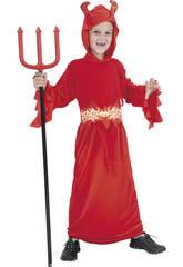 Costume Diavolo Bimbo M