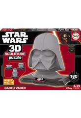 Puzzle 3D Sculpture Darth Vader