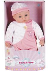 Bébé 40 cm Affectueux