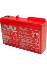 Batterie 6V 7.5 AH Famosa 800004279